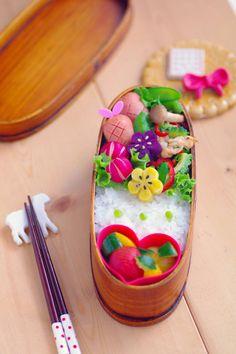 Amazing Bento Box in Japan.