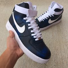 NIKE AIR FORCE 1 MID (GS) 314195 113 Sneakers76