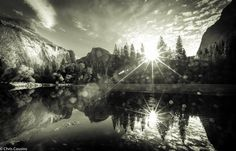 Yosemite Sunrise Photo by Chris Cousins — National Geographic Your Shot