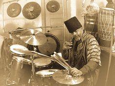 Famoudou Don Moye, Master Percussionist