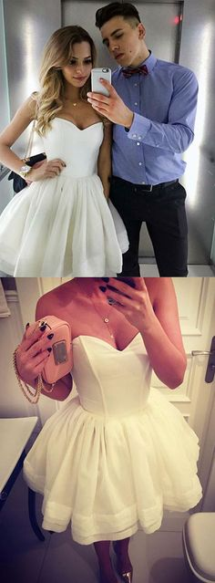 white homecoming dress,short homecoming dress,homecoming dresses,homecoming 2017