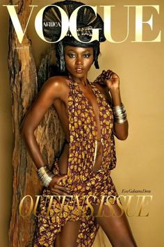 Vogue Africa queens issue
