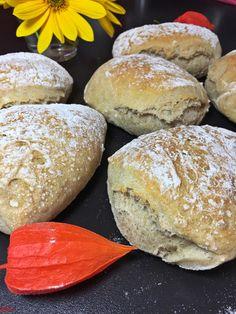 Rustikale Bürli´s - New Site Bread Recipes, Keto Recipes, Sandwich Recipes, Soup Recipes, Vegetarian Recipes, Aperol, Bread Starter, Scones, Pizza Hut
