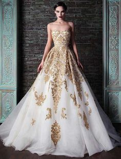 Prenses Desenli Abiye Elbise Modelleri