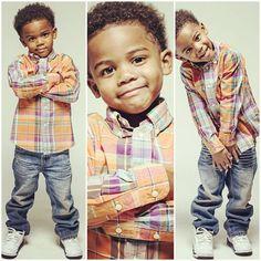 Kids fashion Beautiful black kids dope kids fashion dope kids fashion My little fashionista. Precious Baby, u got swag! Black Kids Fashion, Cute Kids Fashion, Little Boy Fashion, Baby Boy Fashion, Toddler Fashion, Child Fashion, Fashion Dolls, Trendy Fashion, Baby Boy Swag