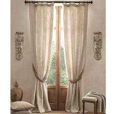 drop cloth curtains - Google Search
