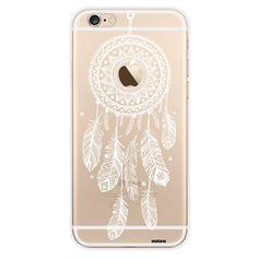 Coque transparente Rêves pour Apple iPhone 6/6S