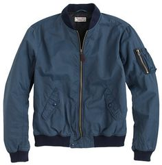 $149, J.Crew Wallace Barnes A 2 Bomber Jacket. Sold by J.Crew. Click for more info: https://lookastic.com/men/shop_items/294182/redirect