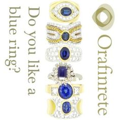 Blue ring!