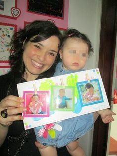 Sala dos bebés: Dia da mãe