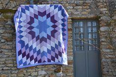 Patchwork Lone star chemises recyclées