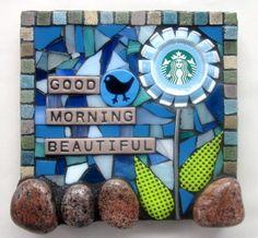 Good Morning Beautiful by ShawnDuBois on Etsy, $20.00