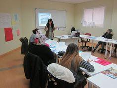 TALLER EMPODERAMIENTO FEMENINO PARA EL EMPLEO. Programa SARA. Fundación Cepaim. Ciudad Real