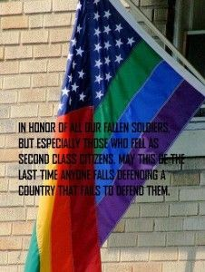 LGBT military from OutServe