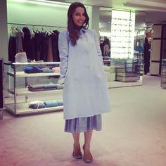 A little bit of cashmere Prada never hurt anyone! #fashionblogger #fashion #style