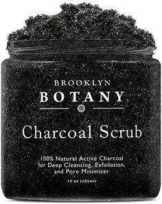 Brooklyn Botany Lightning Deal $11 Charcoal Scrub (Normally $27.50) on Amazon! http://heresyoursavings.com/brooklyn-botany-lightning-deal-11-charcoal-scrub-normally-27-50-amazon/