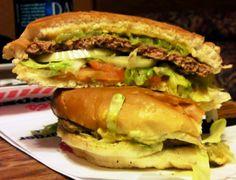 New Mexico – Green Chili Cheeseburgers