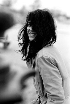 Charlotte Gainsbourg, Paris, France, 2004.
