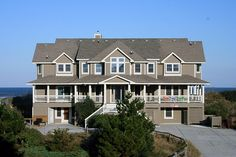 Whalehead~Oceanfront OBX Rentals~Corolla Classic Vacations