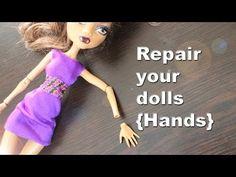 28 Trendy Doll Crafts For Kids Barbie Monster High Monster High Crafts, Monster High Clothes, Monster High Dolls, Old Barbie Dolls, Ooak Dolls, Baby Dolls, Ever After High, Doll Crafts, Diy Doll