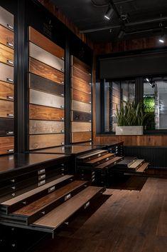 Showroom Interior Design, Tile Showroom, Furniture Showroom, Office Interior Design, Bathroom Interior Design, Kitchen And Bath Showroom, Bathroom Showrooms, Modern Flooring, Flooring Store