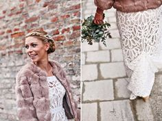 Real Brides - from www.hey-love.de, pics: www.nancy-ebert.de, dress: #ruedeseinebridal