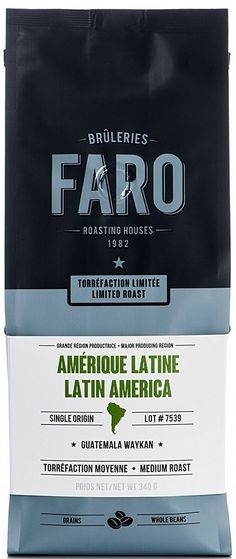 Faro Roasting Houses Coffee Beans, Guatemalan -- Discover this special item, click the image : Fresh Groceries