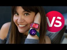 Apple Watch 5 Vs Galaxy Watch Active 2 Youtube Apple Watch Apple Watch Series Galaxy