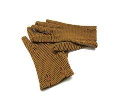 Vintage Handschuhe - 50er Jahre Netzhandschuhe - ein Designerstück von…