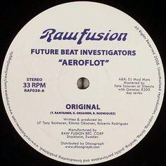 Future Beat Investigators - Aeroflot [Raw Fusion, 2008]