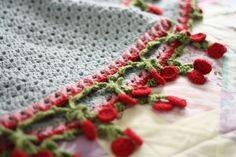 Ravelry: Cherry Kisses by Sandra Paul
