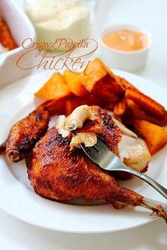 Perfect Paprika Roast Chicken (18) Title