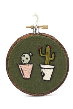We love all of Koe-Zee's cross stitches!