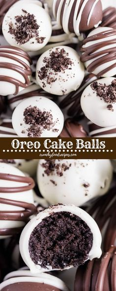22 New Ideas Cake Pops Christmas Recipe Oreo Ball Oreo Cake Pops, Oreo Cake Balls, Oreo Cookie Cake, Oreo Cookies, Oreo Ball, Chocolate Cake Pops, Cake Ball Recipes, Dessert Recipes, Desserts
