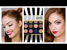 URBAN DECAY x GWEN STEFANI | 3 Looks 1 Palette - YouTube