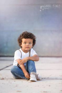 little boy pose-love!