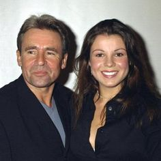 Davy Jones and His Daughter Jessica Celebrities Then And Now, Famous Celebrities, Celebs, Davy Jones Monkees, The Monkees, Thomas Jones, David Jones, Jones Family, Celebrity Couples