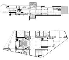 terry pawson architects' winning linz musiktheater complete - designboom | architecture & design magazine