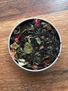 Elven Nectar Custom Loose Leaf Tea Blend by MalfoyTeaEmporium