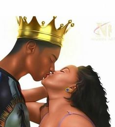 New Quotes Life Woman Relationships Ideas Sexy Black Art, Black Girl Art, Black Is Beautiful, Black Girl Magic, Beautiful Life, Black Couple Art, Black Love Couples, African Love, African American Art