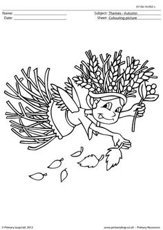 primary resources christmas coloring pages - photo#37