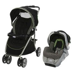 Graco Dynamo Lite Classic Connect Travel System. On Clearance sale today!