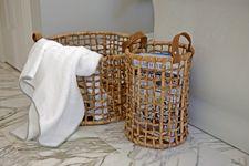 Waterworks baskets