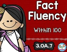 This math fact fluency set is the perfect tool to teach your students how to fluently multiply and divide within 100. The open-ended math tasks enable deep mathematical discussions and the exit tickets give you a chance to quickly and accurately assess your students understanding of different, yet specific, topics.