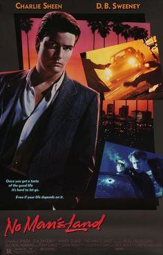No Man's Land (1987) Original One-Sheet Movie Poster