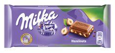 Carrefour Romania   Ciocolata cu lapte si alune Milka 100g