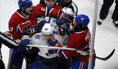 Mikhail Grabovski Allegedly Bites Max Pacioretty