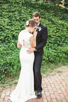 Haunting Masquerade wedding inspiration | photo by Bradley James Photography | 100 Layer Cake