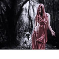 Paseo con lobos by Marthi