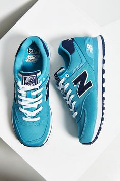 New Balance 574 Pique Polo Running Sneaker - Urban Outfitters